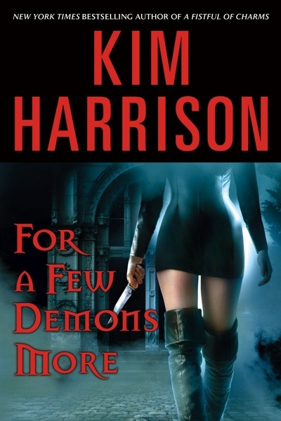 The Hollows (Series) by Kim Harrison FAFDMhcCover
